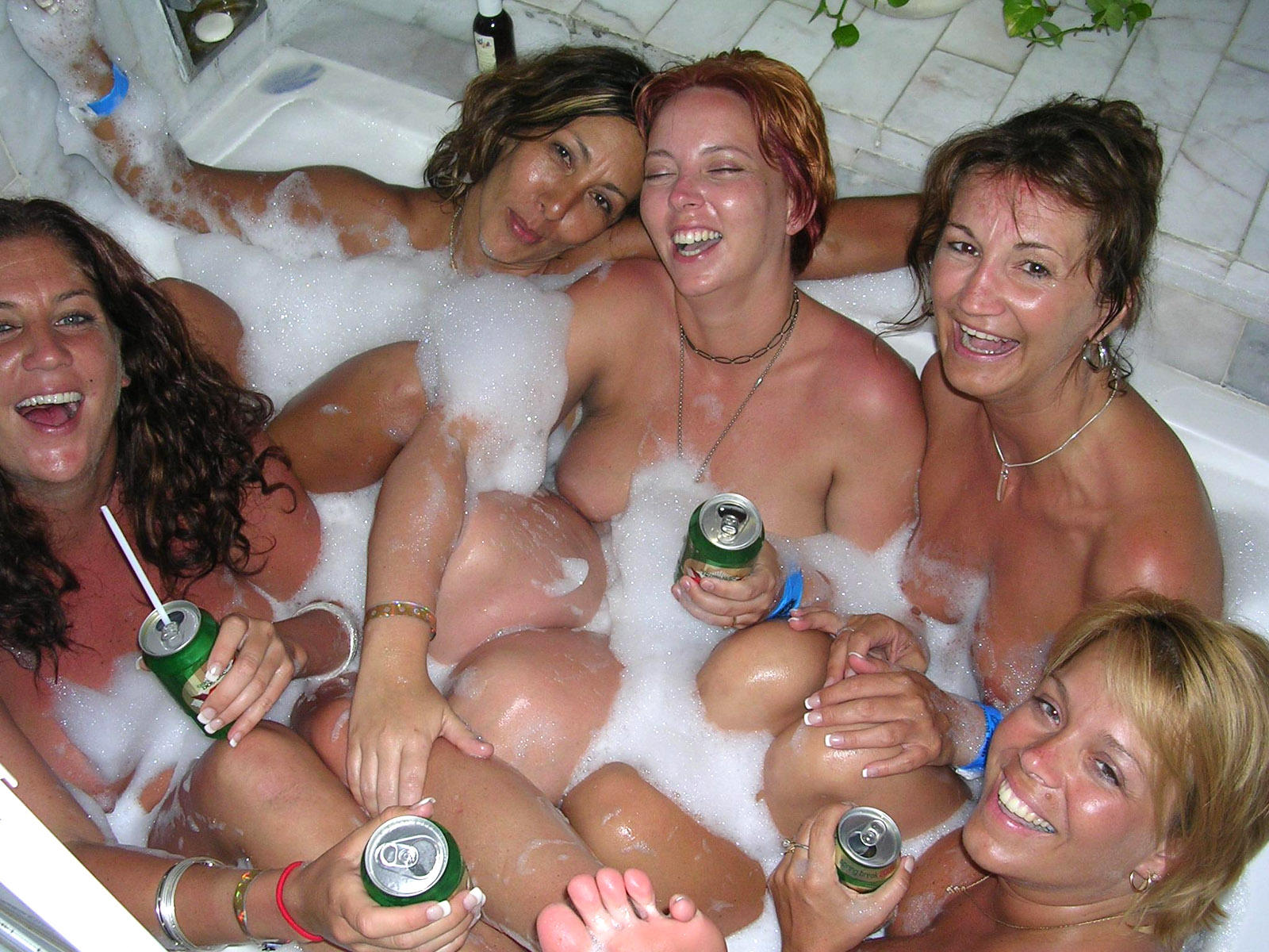 Milf bachelorette party