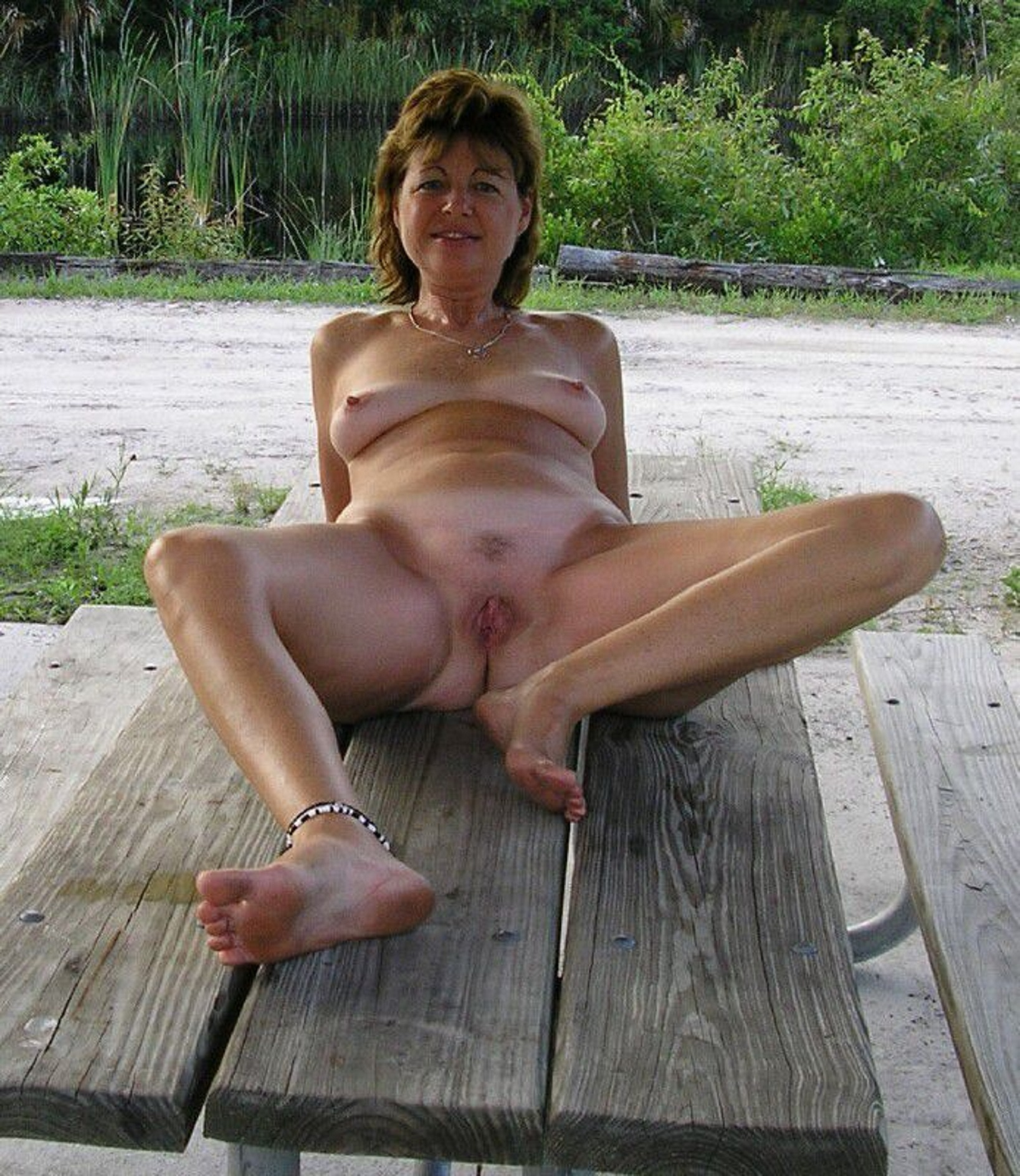 Friends Wife Nude On Camping Trip