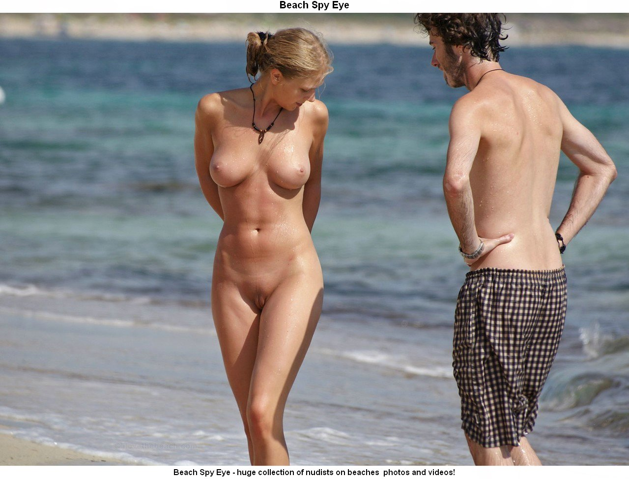 Happens. Nude image of bech girl
