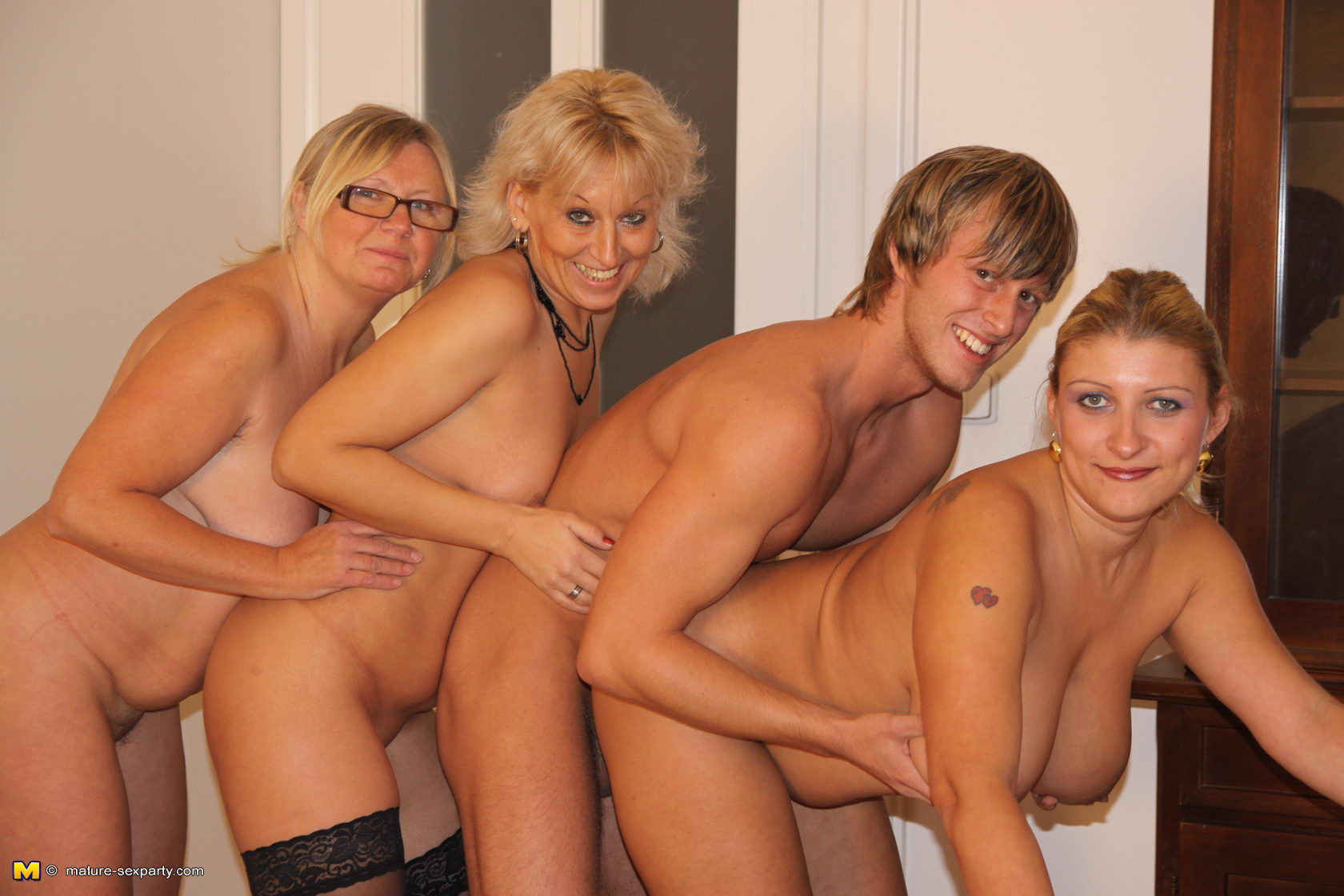 Mature sex parties