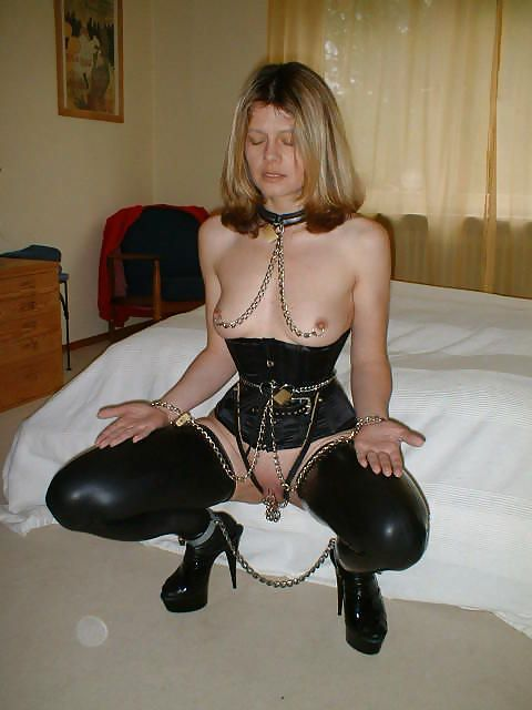 Mature female bdsm