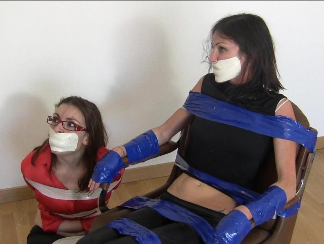 Free porn video duct tape gag — photo 13