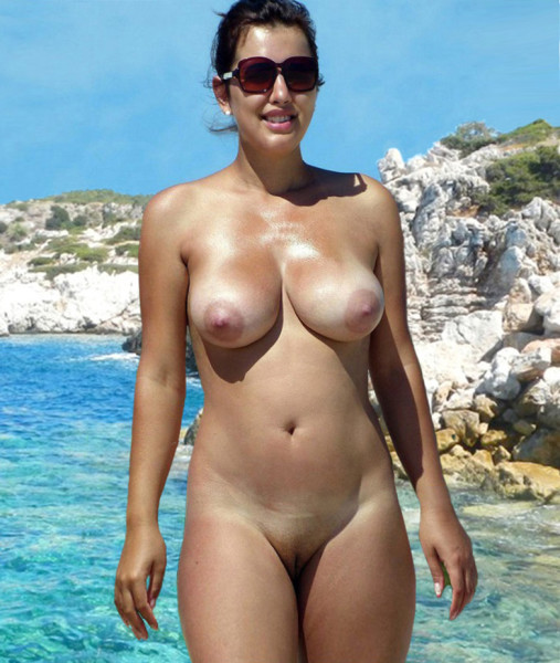 Nudist mature top