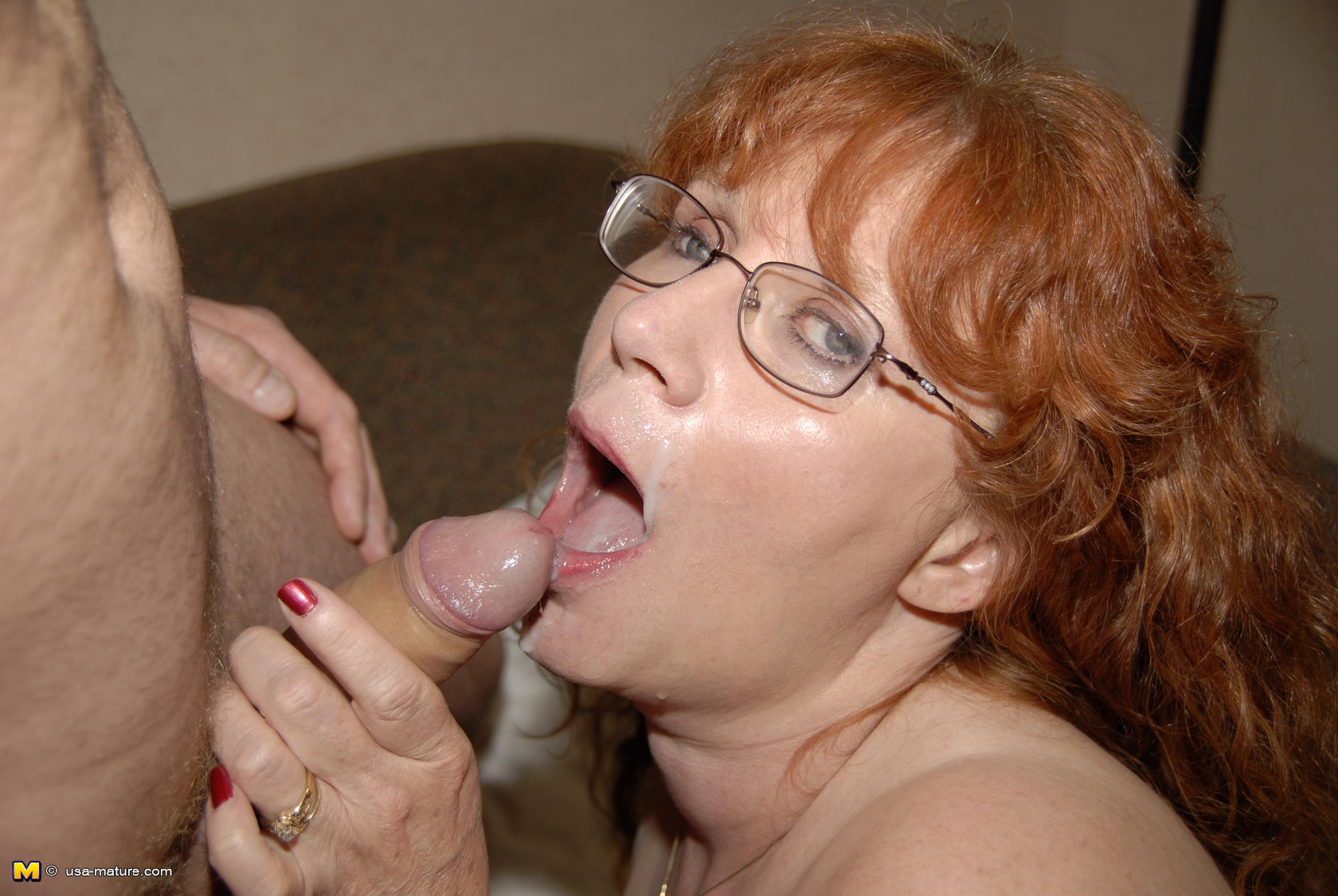 cock job granny blow big