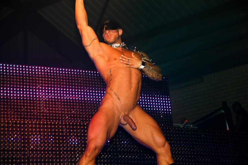 Male stage naked on male celebs
