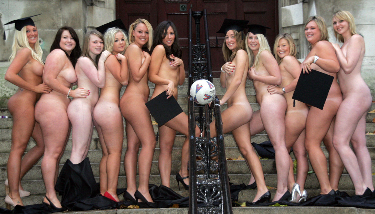 Theme, Graduation girls naked assured