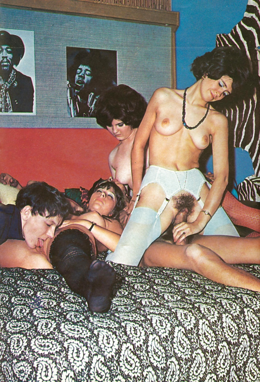 Best of 60s Orgy