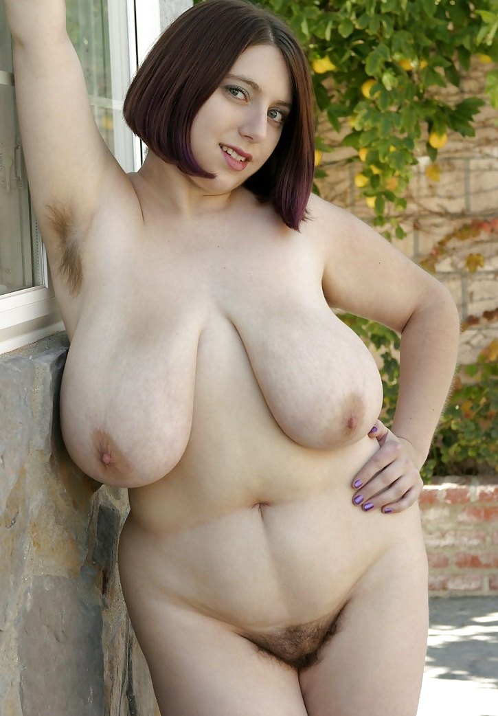 Pits tits saggy hairy and