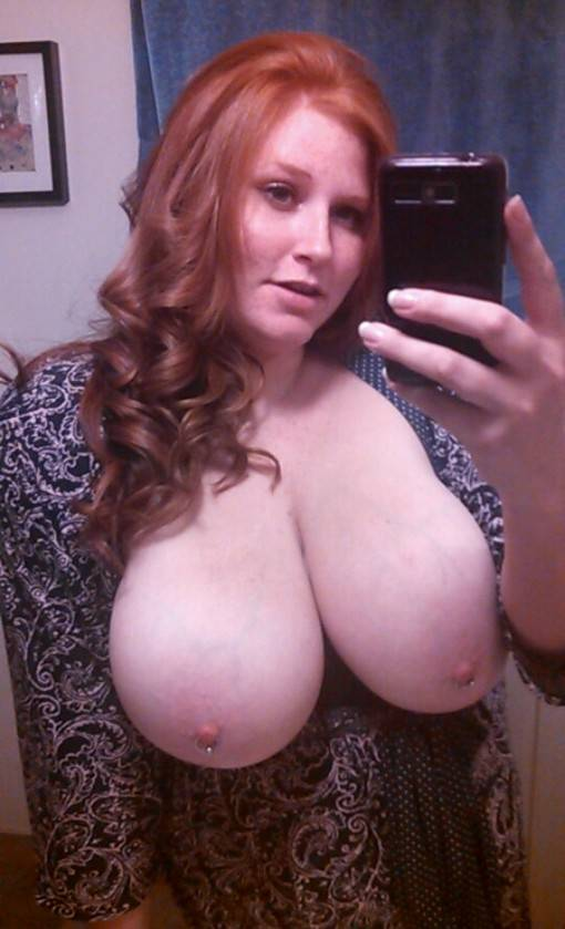 chubby natural tits peirced - Big Natural Tits Pt 1