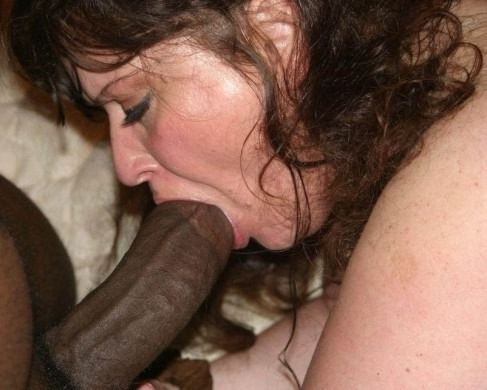 Sucking A Black Dick