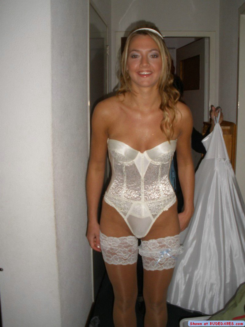 Tumblr naughty bride