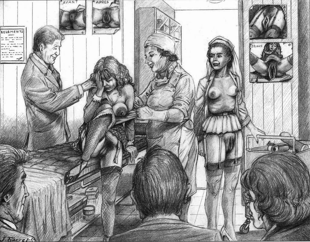 Joseph Farrel Free Bdsm Drawings