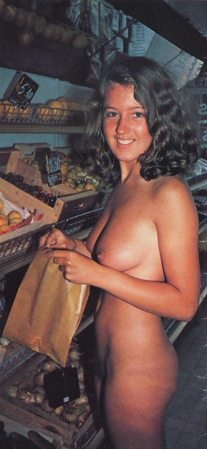 Jane Barry, UK naturist model from Manchester