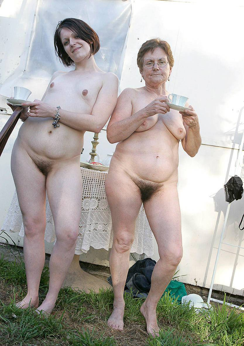 naked grand mothers pics